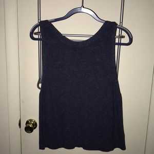 Knitted tanktop